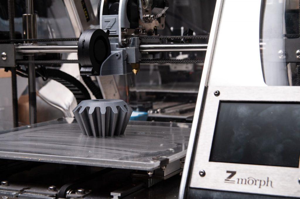 Drukarka 3D w produkcji