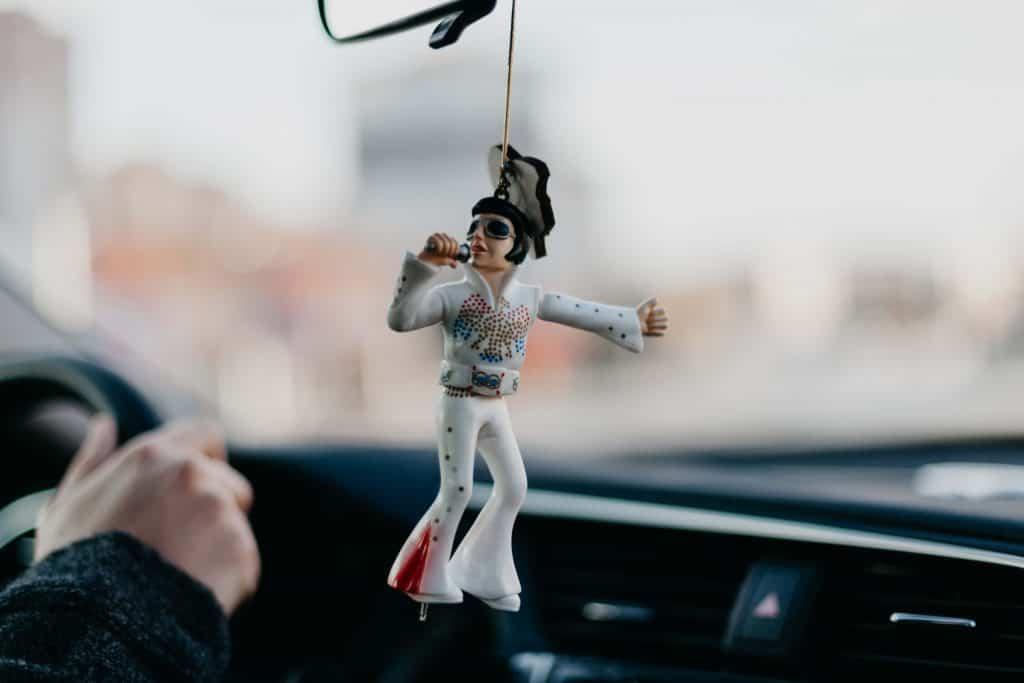 Figurka Elvisa Presleya