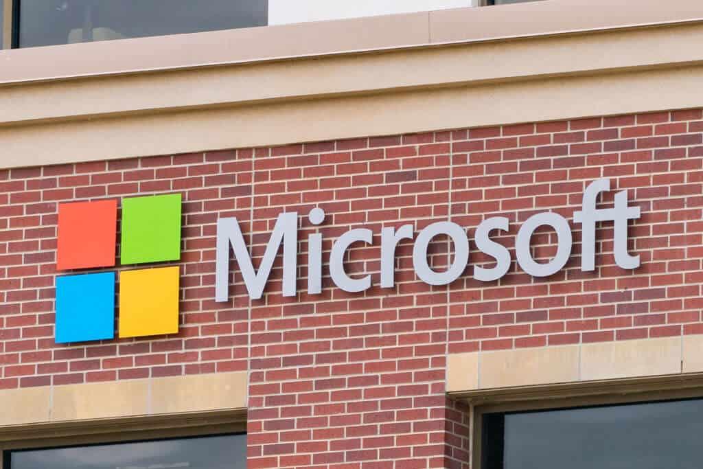 Budynek Microsoftu